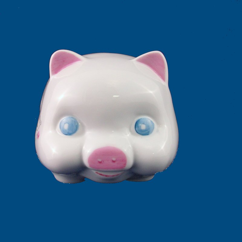 Front of Piggy Bank