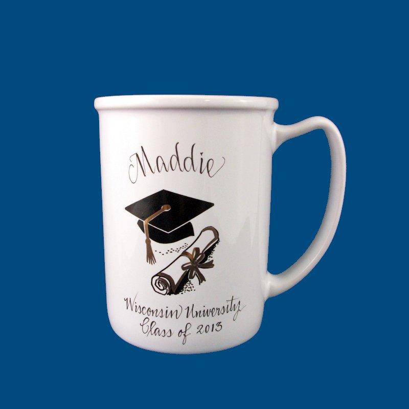 Personalized Gifts Graduation Gifts Mugs