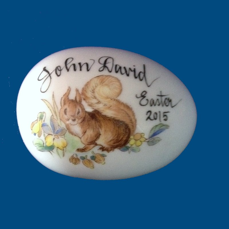 Ersonalized Gifts Easter Gifts Easter Egg With