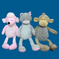 New Whimsical Stuffed Toys