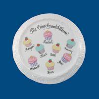 Personalized Hand Painted Porcelain Tea Tile-trivets, trivet, personalzied trivet, kitchen trivet, tea tile,