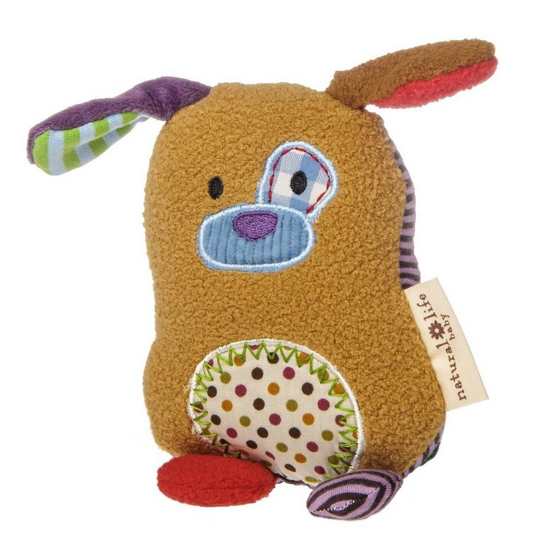 """You Are Loved"" Puppy Rattle"